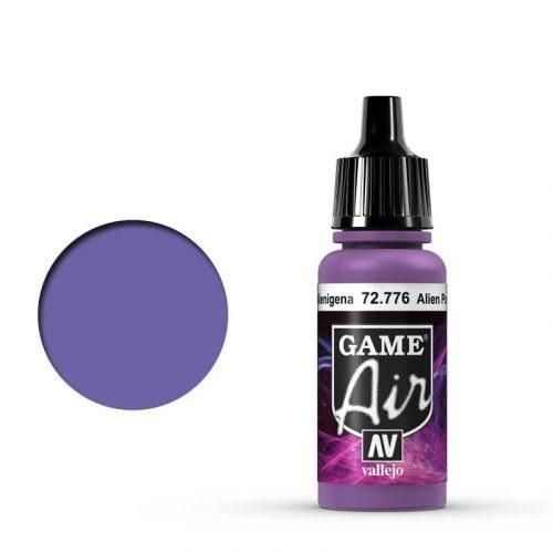 Game Air Alien Purple