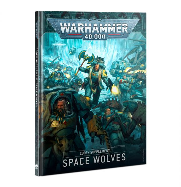 Codex Space Wolves (Deu)