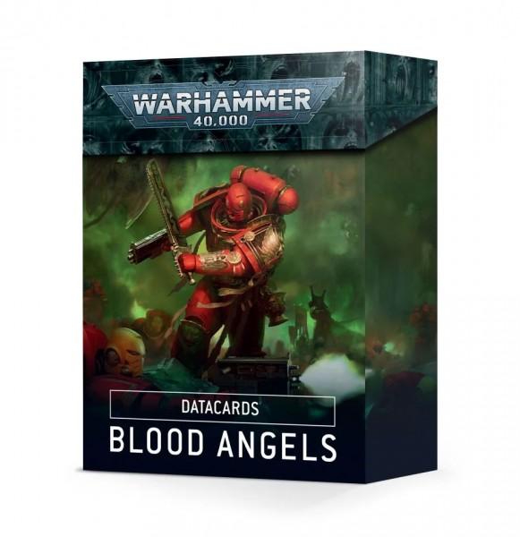 Datacards Blood Angels