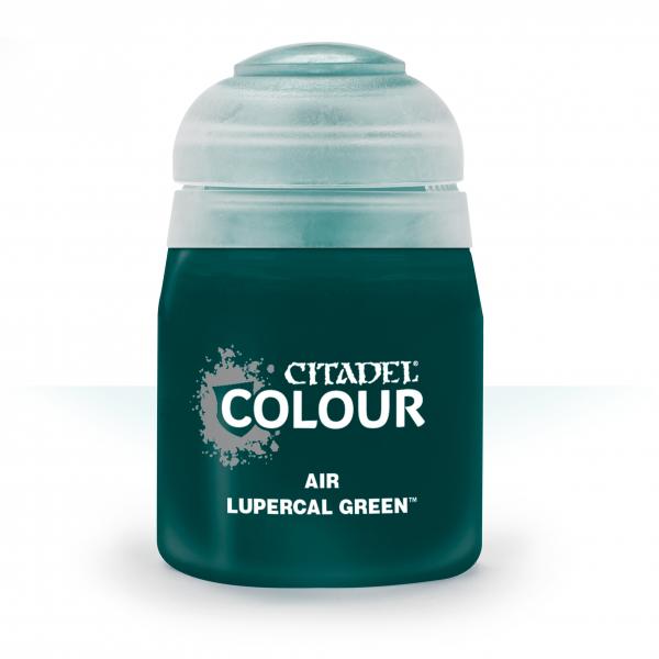 Citadel Air Lupercal Green