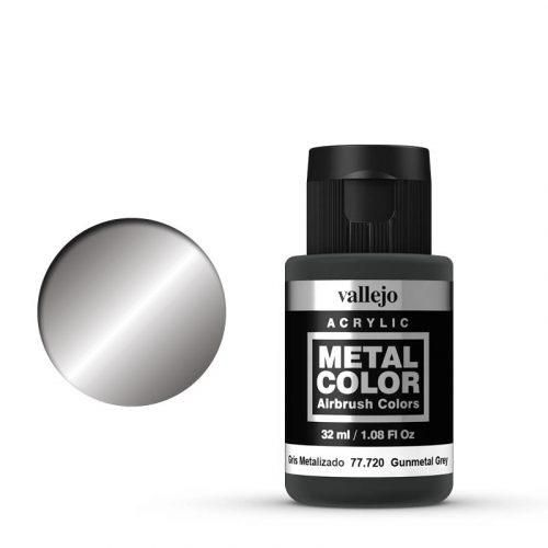 Metal Color Gunmetal Grey