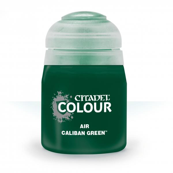Citadel Air Caliban Green
