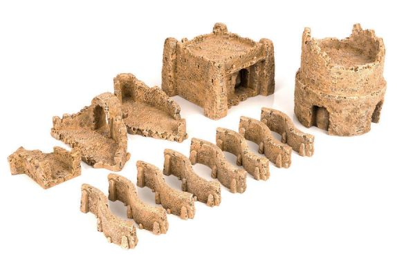 Gamemat Desert Houses Set
