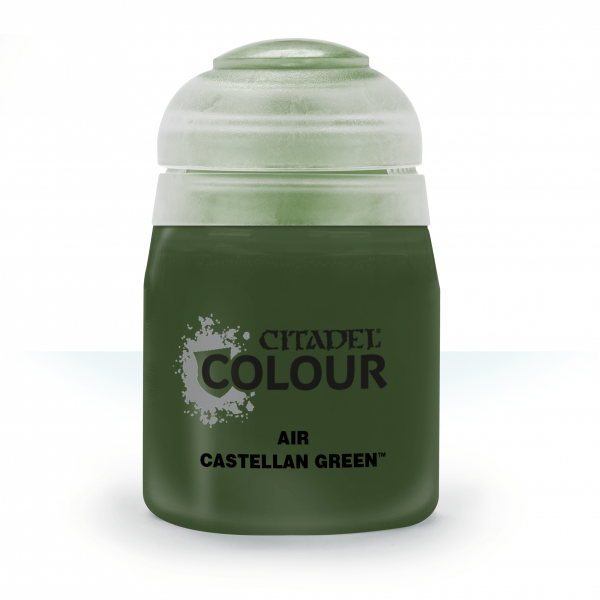 Citadel Air Castellan Green