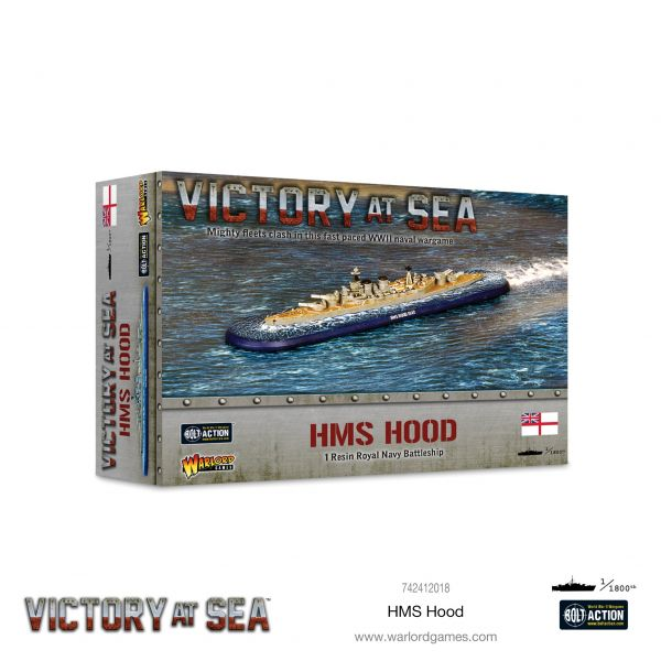 Victory at Sea HMS Hood
