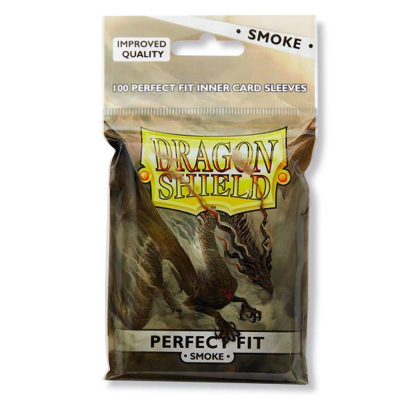 Dragon Shield Standard Perfect Fit Smoke