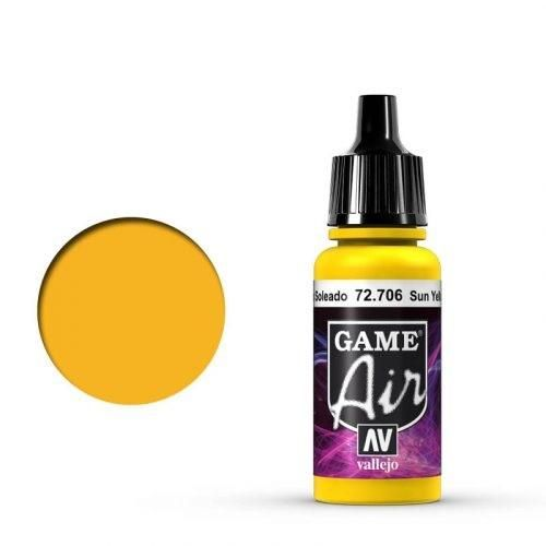 Game Air Sunblast Yellow