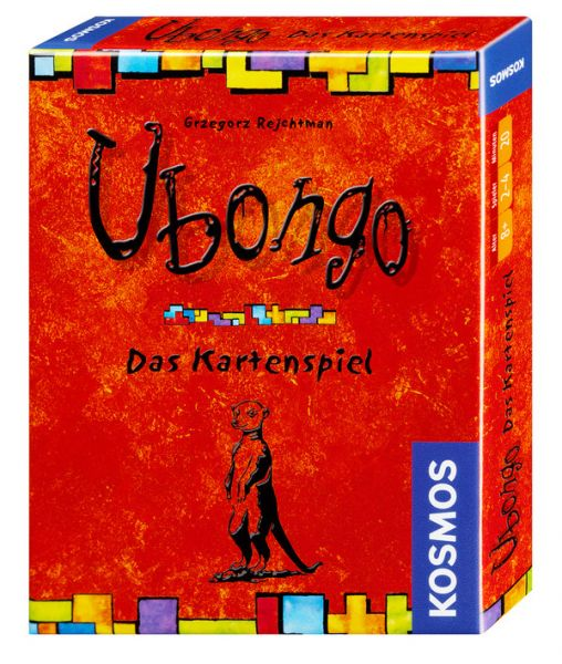 Ubongo Das Kartenspiel