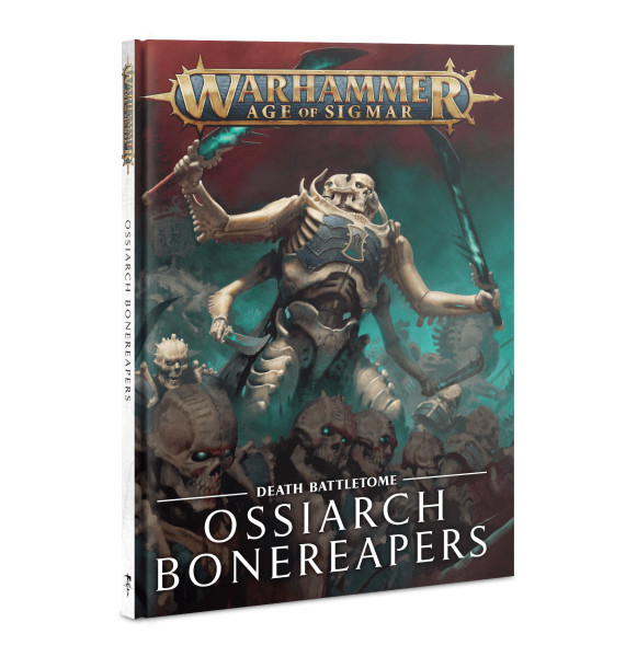 Battletome Ossiarch Bonereapers (Deu)