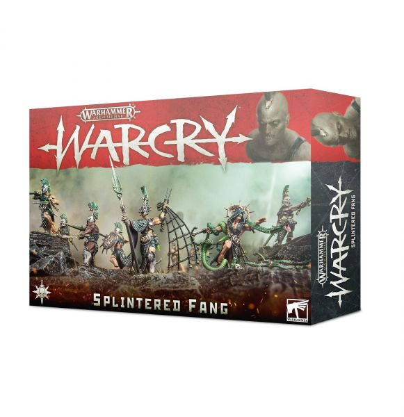 Warcry The Splintered Fang