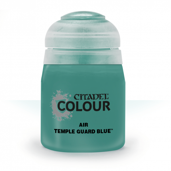Citadel Air Temple Guard Blue