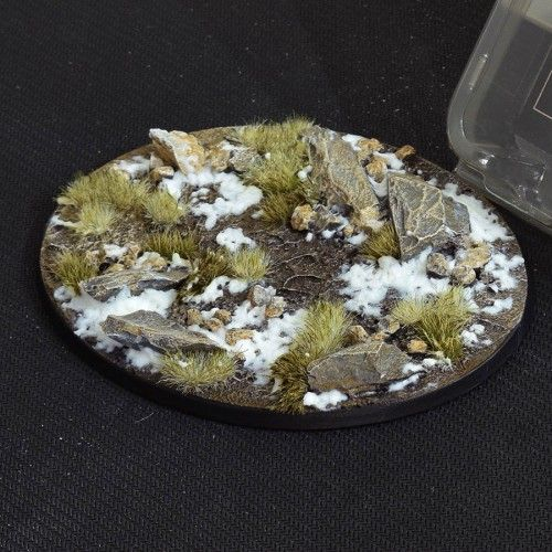 Gamers Grass 120mm Winter Bases, oval