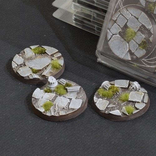 Gamers Grass 50mm Temple Bases, rund