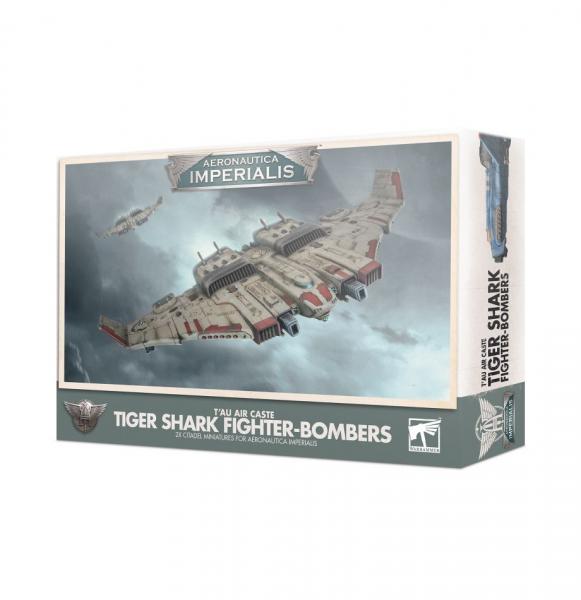 Aeronautica Imperialis Tau Tiger Shark Fighter-Bombers