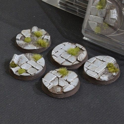 Gamers Grass 40mm Temple Bases, rund
