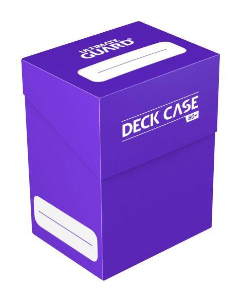 Deck Case 80+ Standard Size Purple