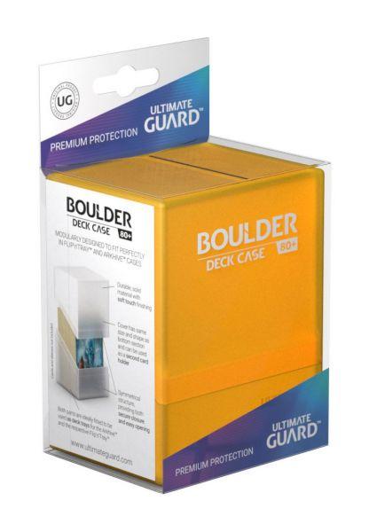 Boulder 80+ Standard Size Amber