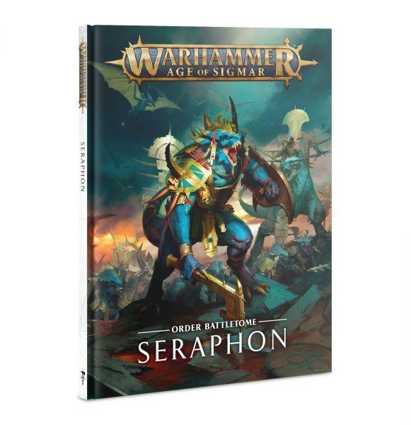 Battletome Seraphon (Deu)
