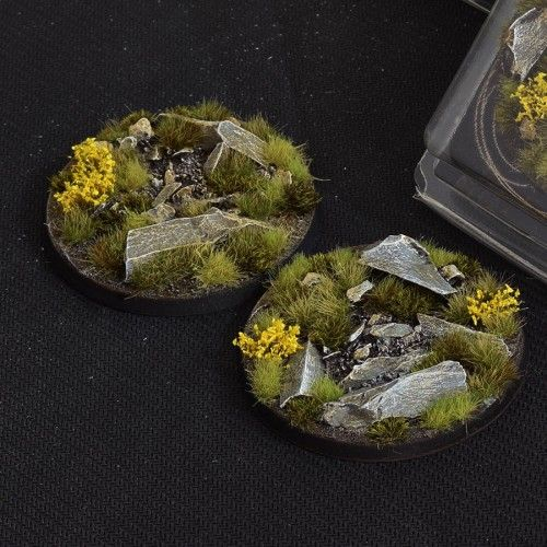Gamers Grass 60mm Highland Bases