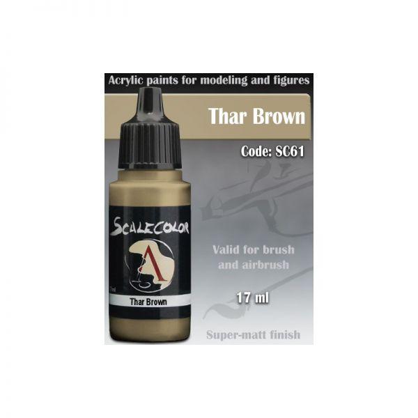 Scale75 Thar Brown