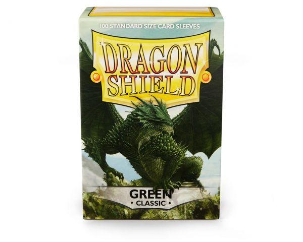 Dragon Shield 100 Classic Green