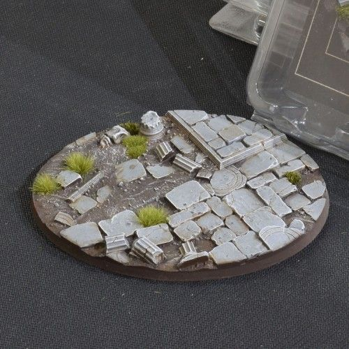 Gamers Grass 120mm Temple Bases, oval