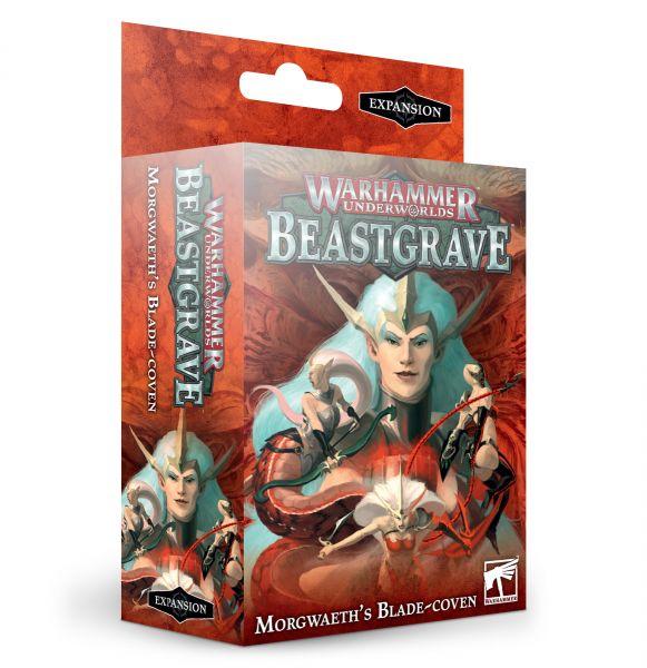 Warhammer Underworlds Morgwaeth's Blade Coven