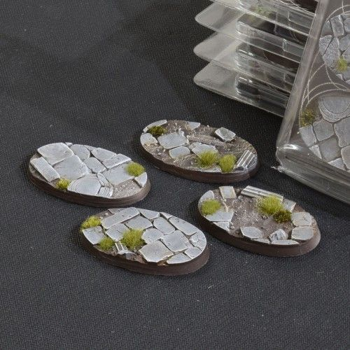 Gamers Grass 60mm Temple Bases, oval