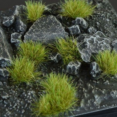 Gamers Grass Dry Green 6mm, wild