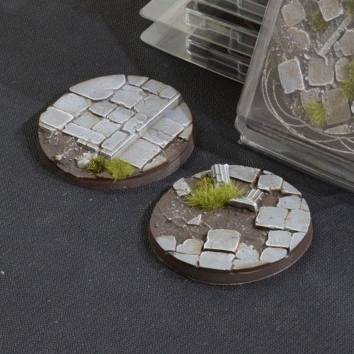 Gamers Grass 60mm Temple Bases, rund