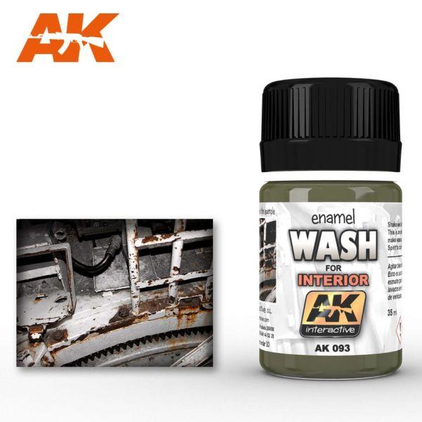 AK Interactive Wash for Interiors