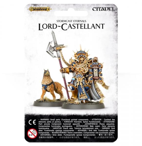 Stormcast Eternals Lord Castellant