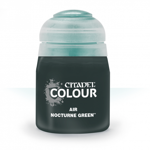 Citadel Air Nocturne Green