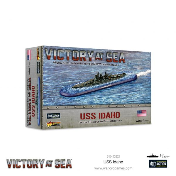 Victory at Sea USS Idaho