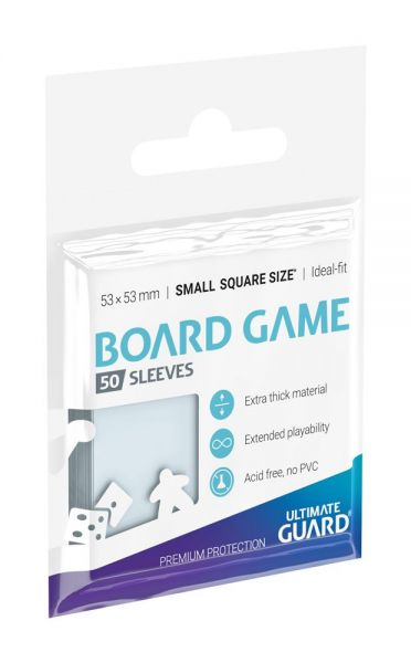 Board Game Sleeves Small Square