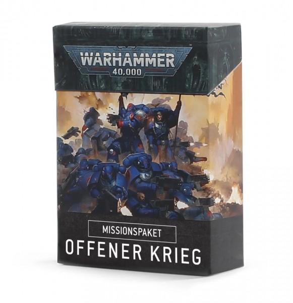 Warhammer 40.000 Offener Krieg Missionspaket