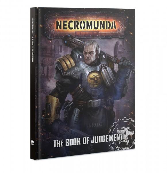 Necromunda The Book of Judgement