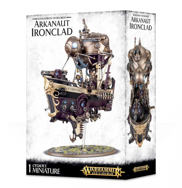 Kharadron Overlords Arkanaut Ironclad