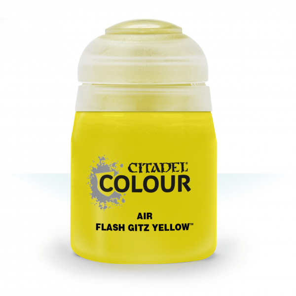 Citadel Air Flash Gitz Yellow