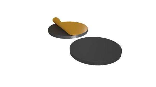 Safe & Sound Magnetsticker für 50mm konkave Bases
