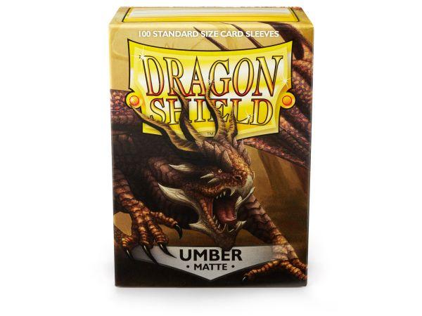 Dragon Shield 100 Matt Umber