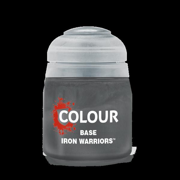 Citadel Base Iron Warriors