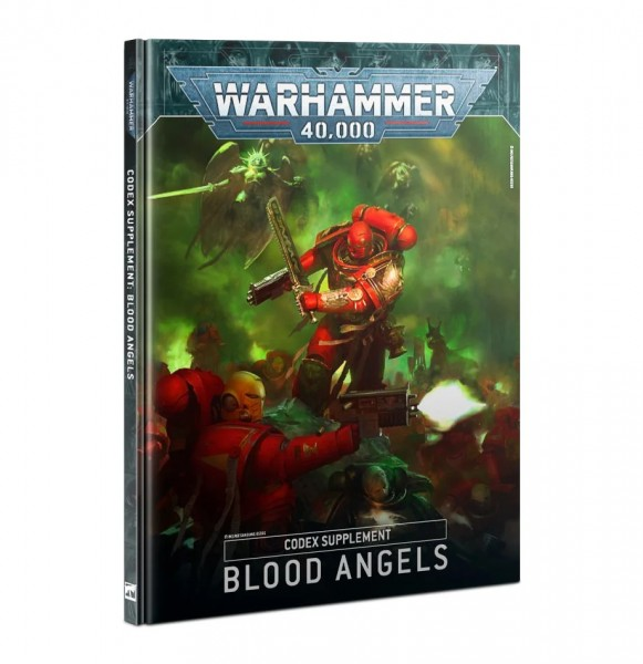 Codex Blood Angels (Eng)