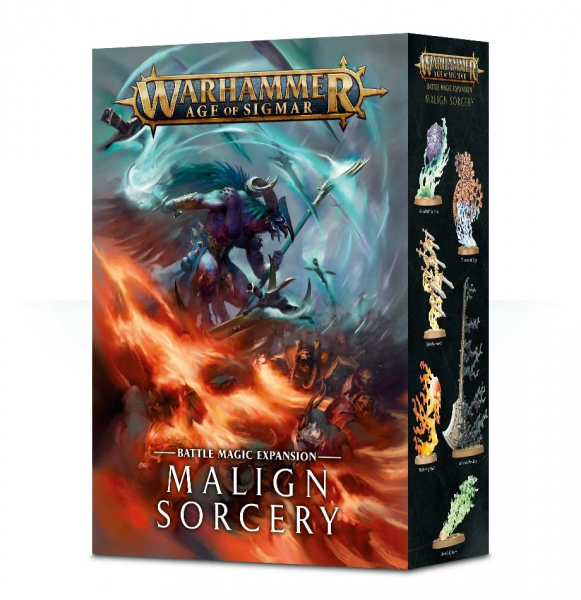 Age of Sigmar Malign Sorcery (Eng)