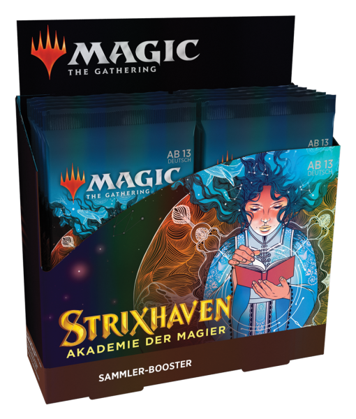 Strixhaven Collectors Booster Display (Deu)