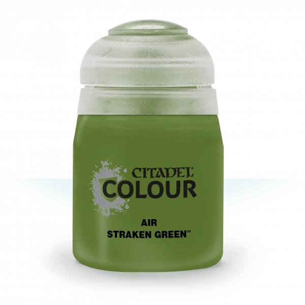 Citadel Air Straken Green