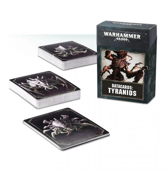 Datacards Tyranids
