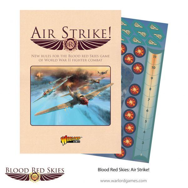 Blood Red Skies Air Strike Supplement