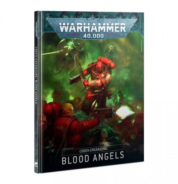 Codex Blood Angels (Deu)