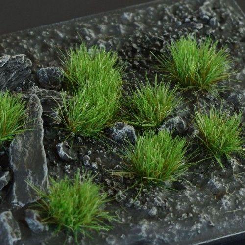Gamers Grass Strong Green 6mm, wild